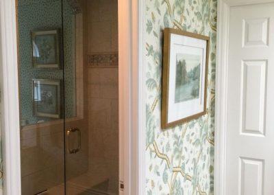 Hart White Interior Design Charlotte Nc Bath Room Renovations 124