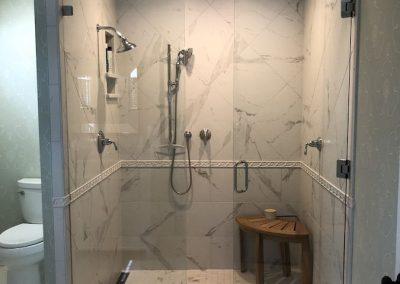 Hart White Interior Design Charlotte Nc Bath Room Renovations 127