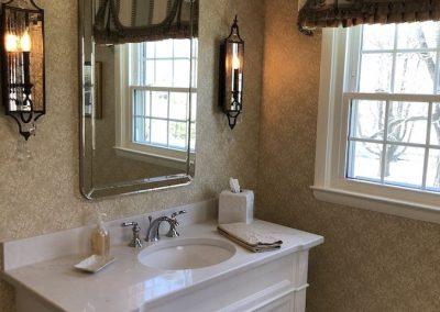 Hart White Interior Design Charlotte Nc Bath Room Renovations 130
